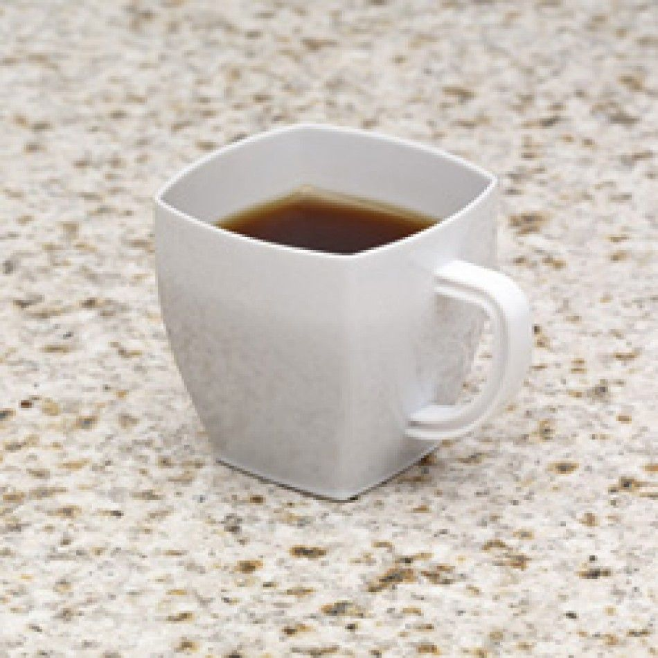 Mini Catering Supplies - 2 oz Disposable Mini Plastic Espresso Mug ...