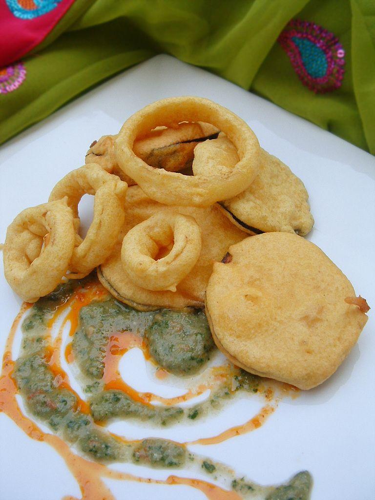 Faire Ma Cuisine recette de pakoras indiens en vidéo bonjour et bienvenue dans ma