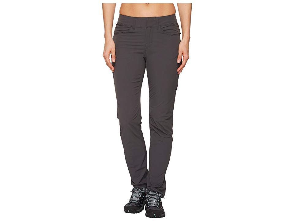 Arcteryx Mica Pants Wells Grey Womens Casual Pants Go from the office to a day of bouldering in wide open spaces with the Mica Pants Trim Fit Motionfriendly fit with redu...