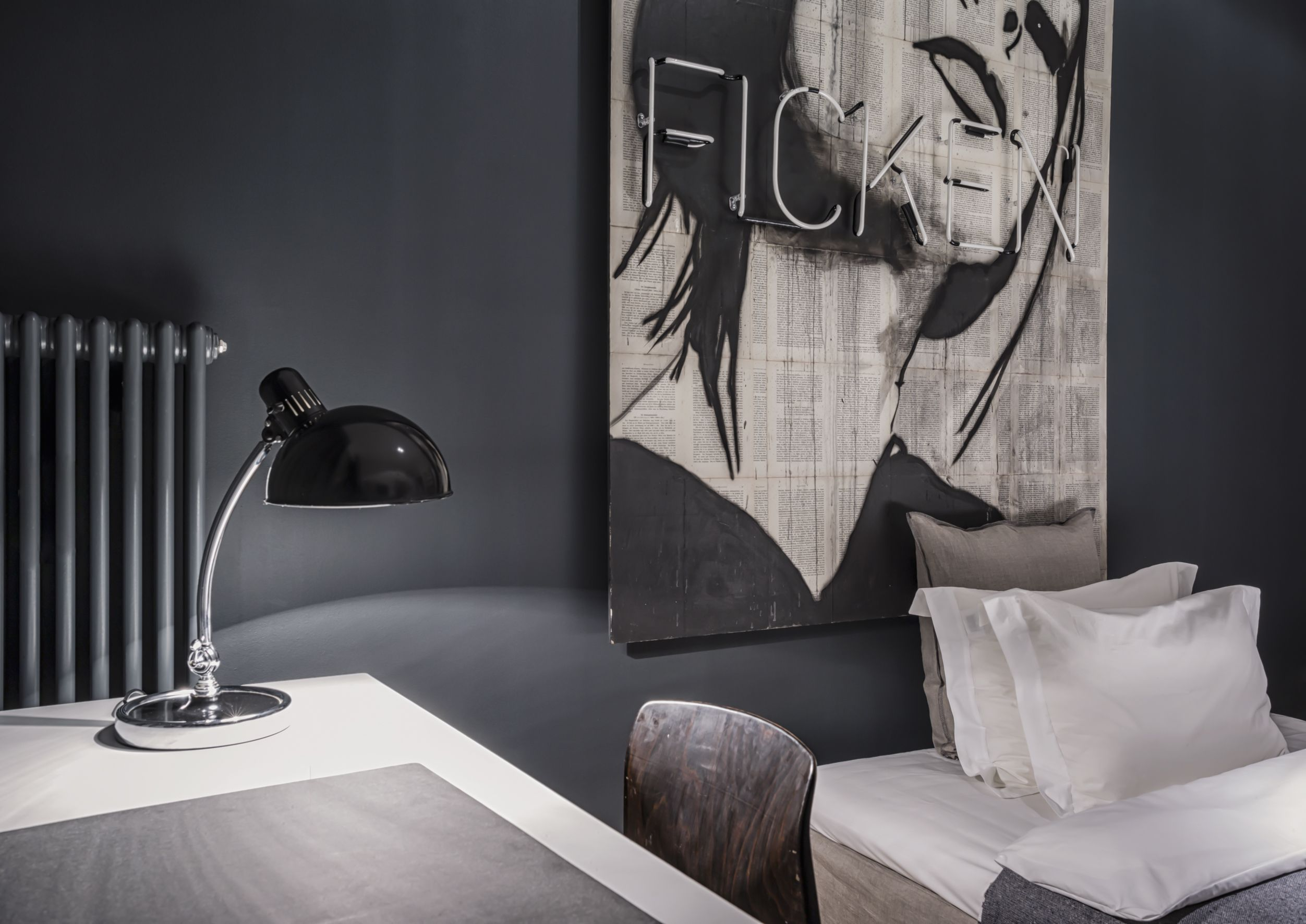edgy furniture. Nomads In Mitte - Berlin Edgy Luxury Apartment Situated The Heart Of Berlin. Furniture