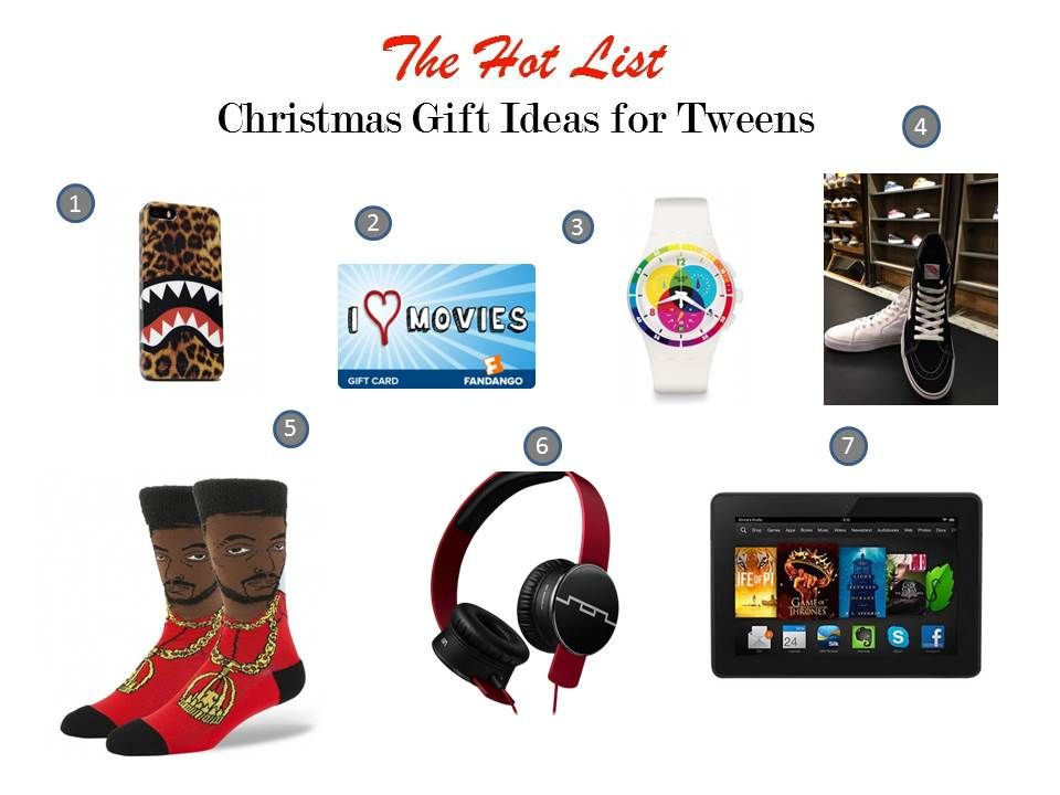 Marvelous Christmas Gift Ideas Tweens, Teens And Young Adults Will Love