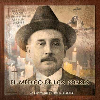 El Medico De Los Pobres Jose Gregorio Hernandez Face Hernandez Jose