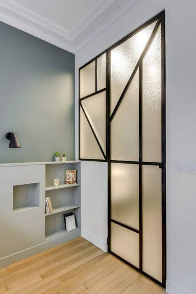 Miniature r novation compl te d 39 un appartement de 40 m2 - Architecte interieur paris petite surface ...