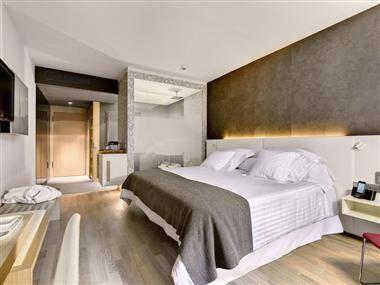 Habitacion Del Hotel Barcelo Hamburg Haus Hotels Zimmer