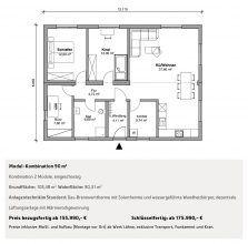 Wohnen über 50 qm SmartHouse GmbH Solarthermie, Wohnen