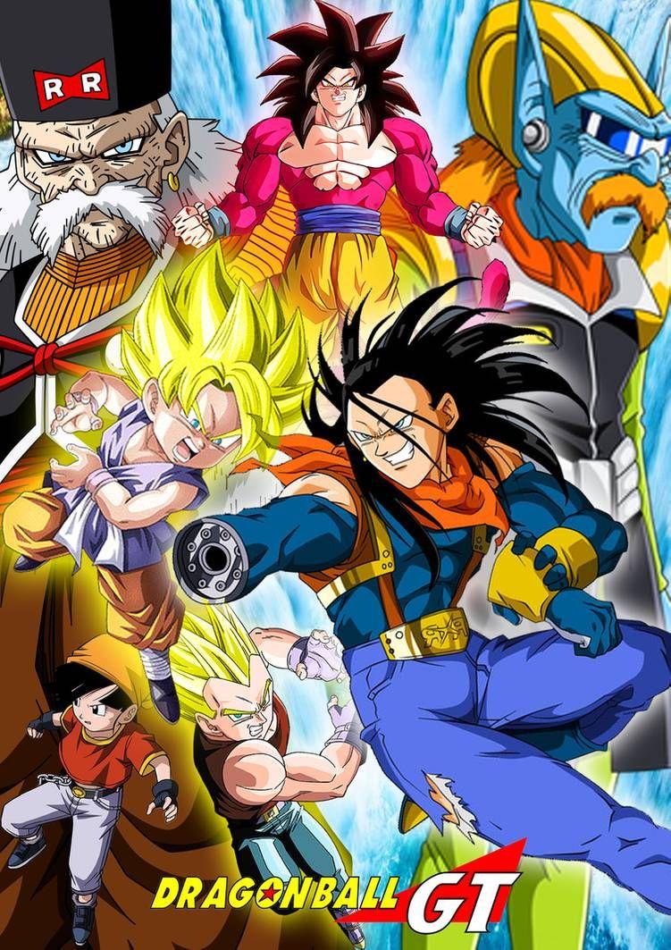 Goku Vs Super 17 By Ariezgao On Deviantart Dragon Ball Art Anime Dragon Ball Super Dragon Ball Gt