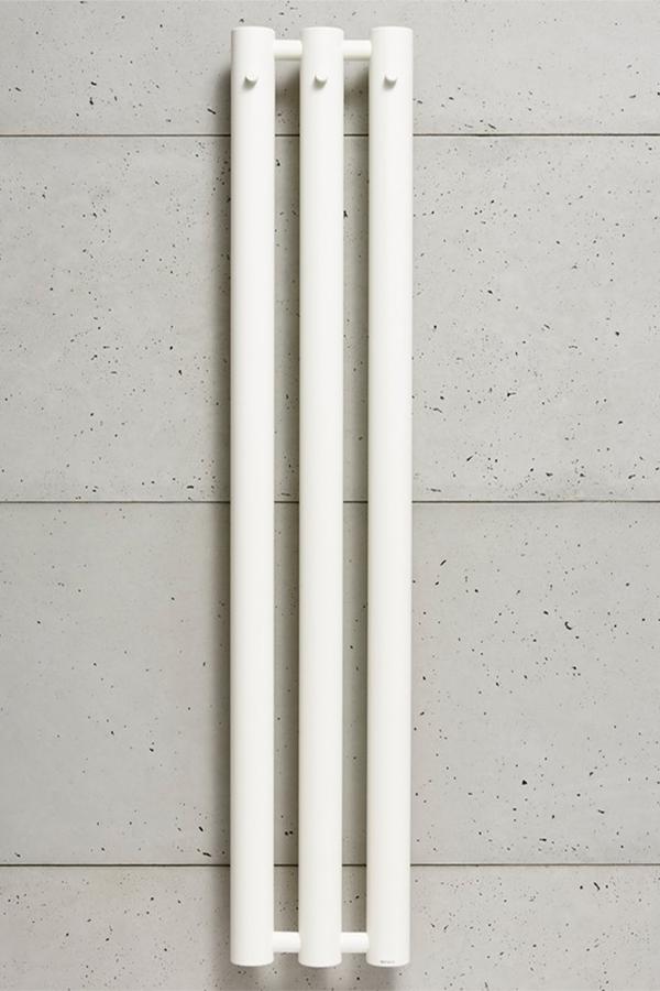 Grzejnik Lazienkowy Bialy 29 2x150 Cm Pmh Rosendal Massive R70 3w Taper Candle Candles Bathroom