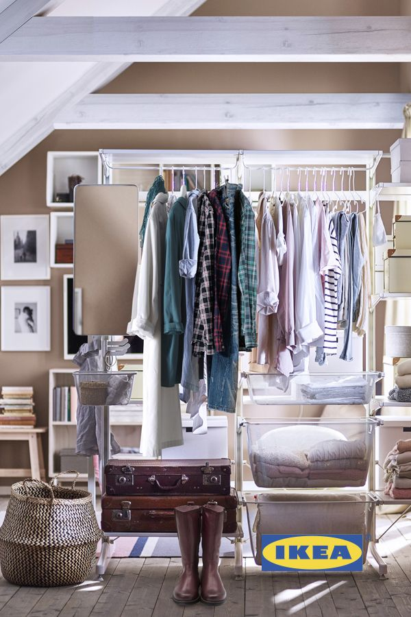 Your Closet Should Fit Your Clothes   Not The Other Way Around! Make More  Room