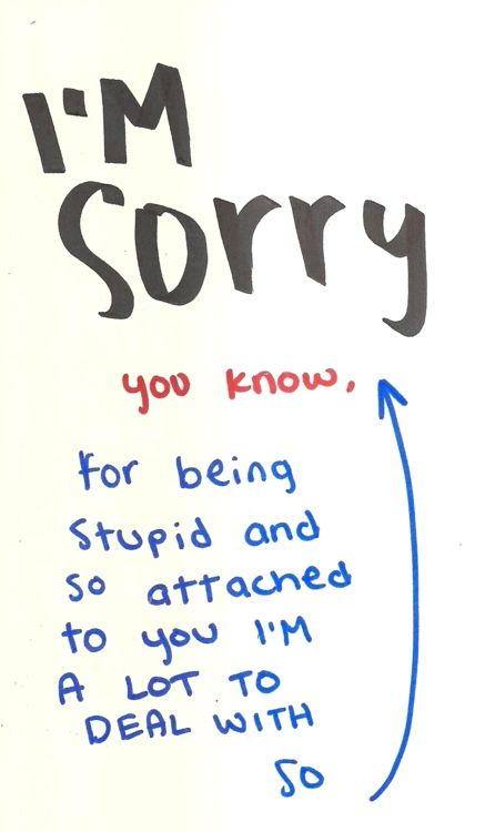 Im sorry you know for being busy women quotes pinterest im sorry you know for being altavistaventures Image collections