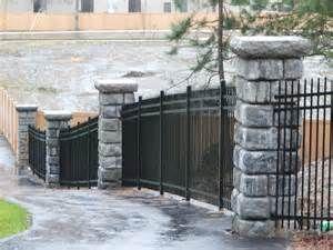 Cinder Block Column Bing Images Retaining Wall Retaining Wall Design Rock Retaining Wall