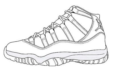 There S A Girl S Exclusive Air Jordan Xi Dropping This Holiday Season Sneakers Sketch Sneakers Illustration Air Jordans