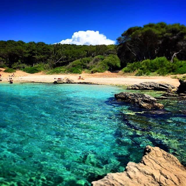 lecce italien la baia ed il parco naturale di porto selvaggio marina nardo sprachschule italienisch