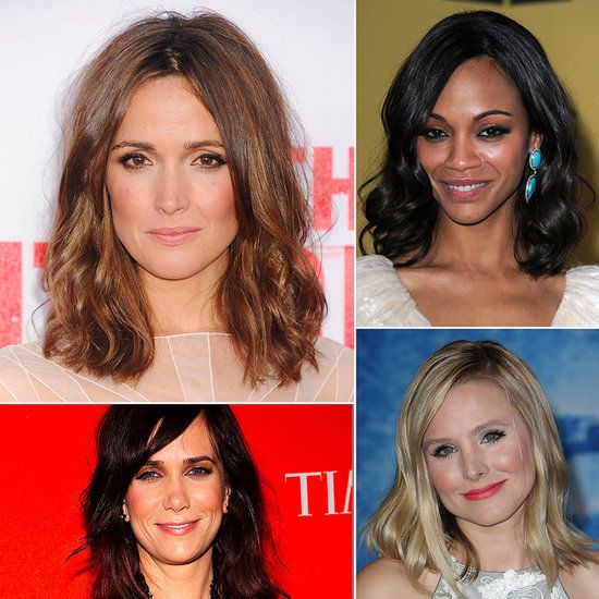 The Best Celebrity Midlength Hairstyles