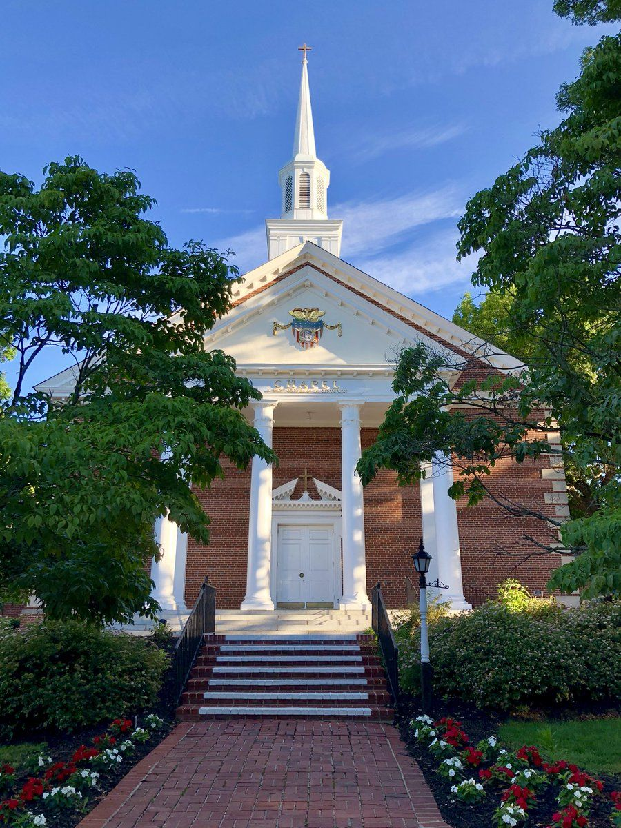 The Chapel At Valley Forge Military Academy College Military Academy Military Valley