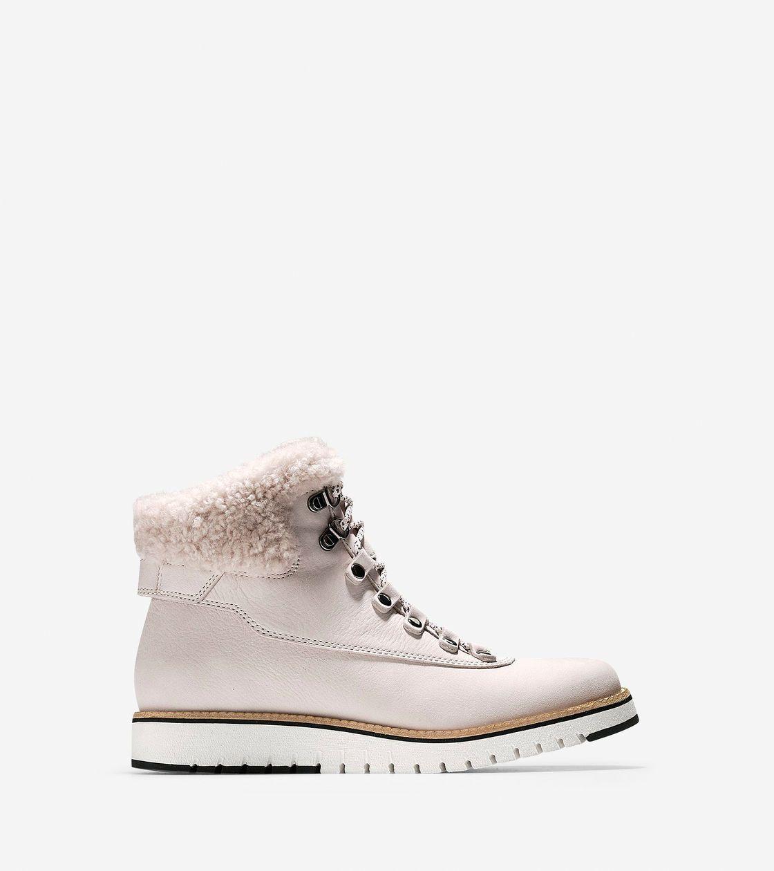 a43e39c6907 ZERØGRAND Explore Hiker Boot | shoes | Stylish winter boots, Cole ...
