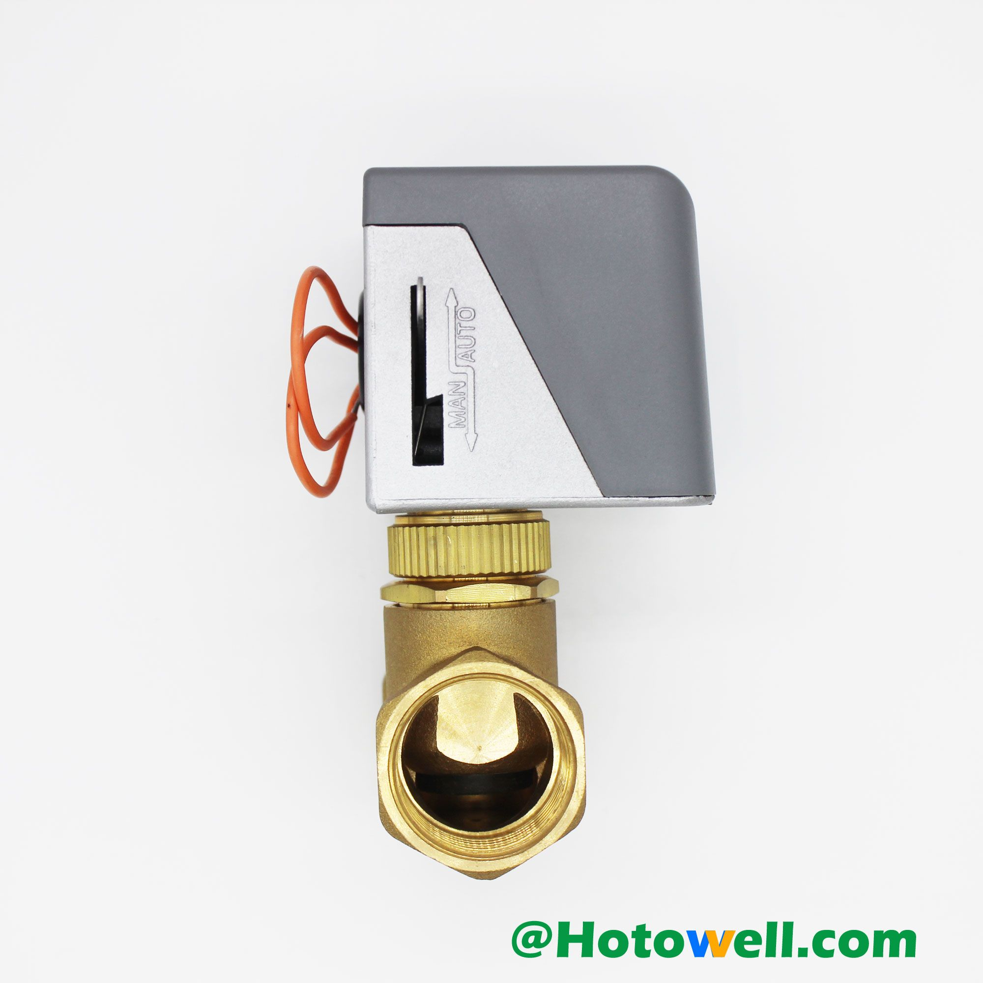 HTWV71 Series Motorized Valves are used to control the