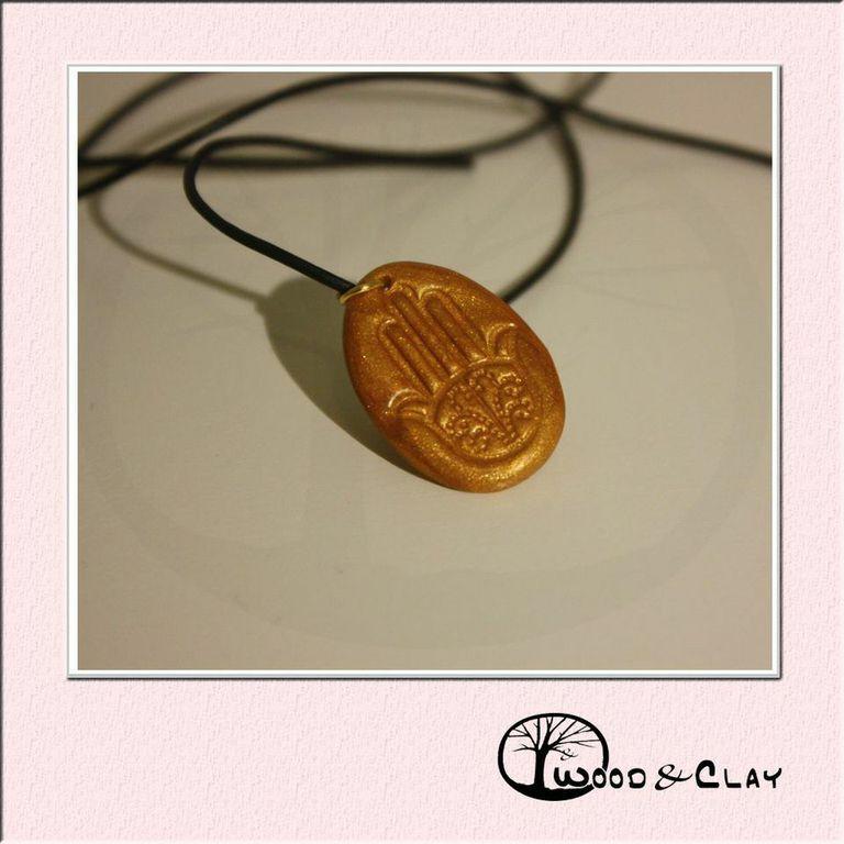 Hand der fatima necklace Get it now woodandclay.de