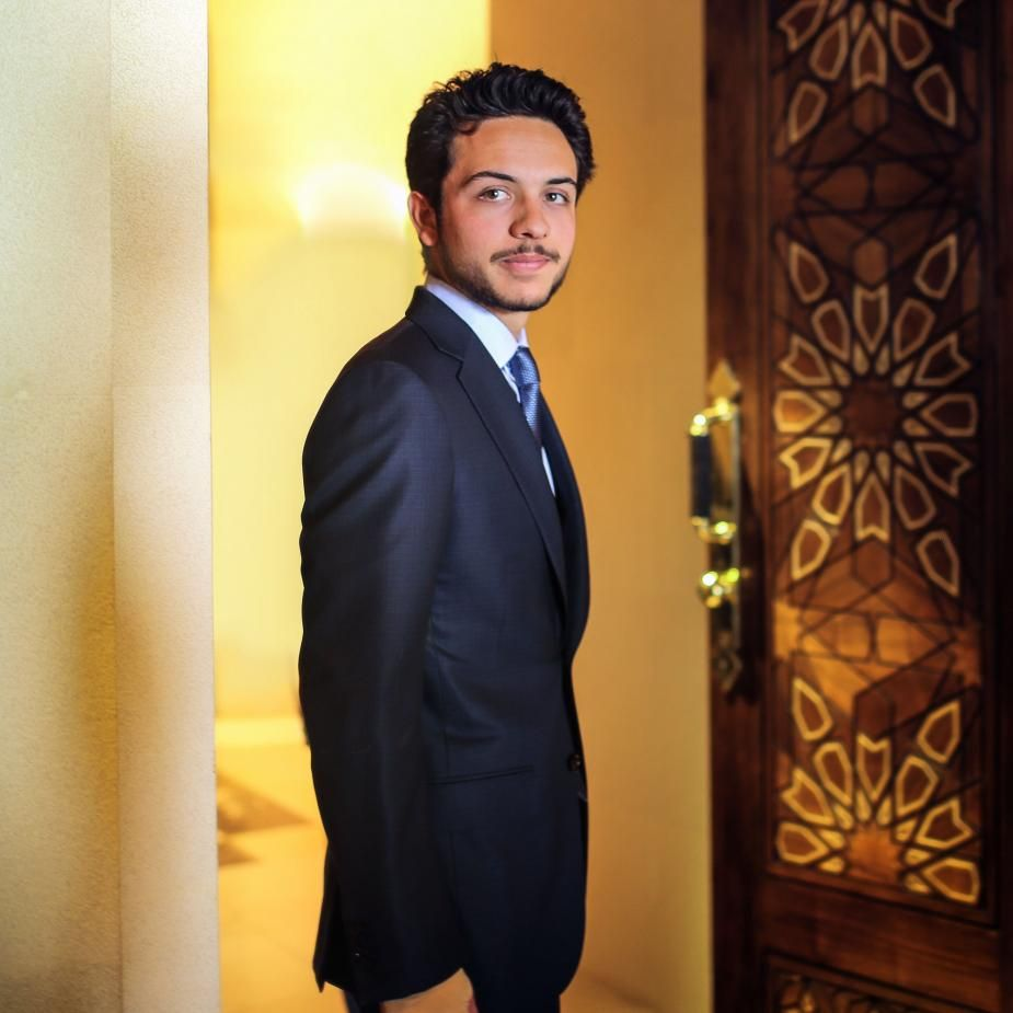 alhussein.jo:  Crown Prince Hussein celebrates his 21st birthday June 28, 2015 (b. June 28, 1994); to mark his birthday, he has launched his own website in both Arabic and English:  www.alhussein.jo/ar