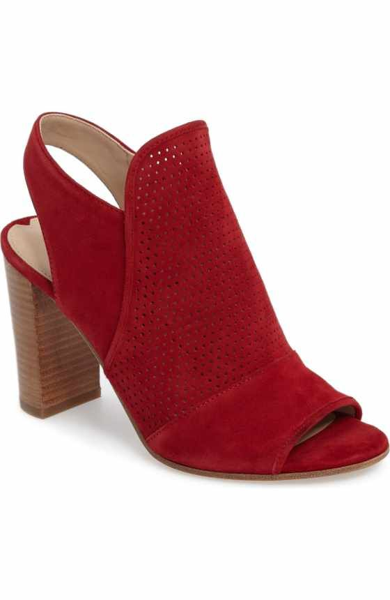 808add7e4 Free shipping and returns on Vince Camuto Karinta Block Heel Bootie (Women)  at Nordstrom.com. Intricately patterned whipstitching lends  Western-inspired ...