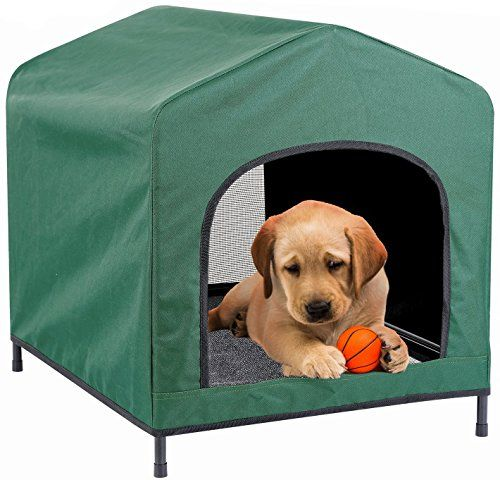 Mydeal Pop Up Pet House In A Bag For Portable Play Pen Or Kennel