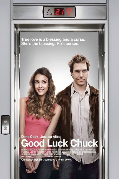 *Watch!!~ Good Luck Chuck 2007 FULL MOVIE HD1080p Sub English