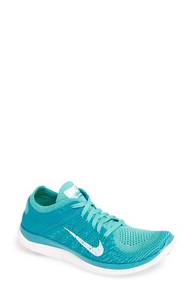 finest selection ae49b c936a Nike  Free Flyknit 4.0  Running Shoe (Women) available at  Nordstrom