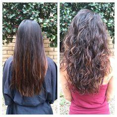 long loose permed hair - Google Search