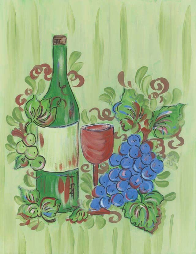 May your life be like good wine, tasty, sharp and clear, and like good wine may it improve with every passing year. ~ Italian Blessing