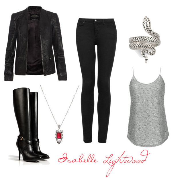 Isabelle Lightwood (made by sweetmaplesugar aka me ...