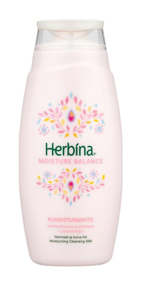 Moisture Balance Puhdistusmaito | Herbina