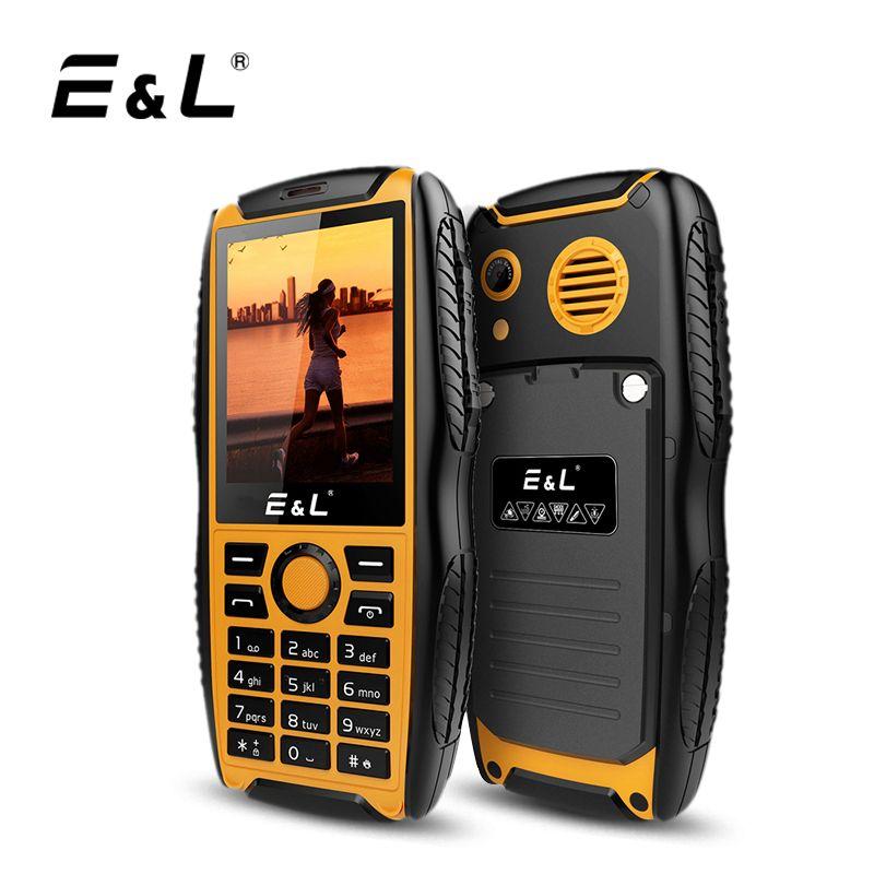 cheaper 92680 dc61a E&L S200 Keyboard Mobile Phone China Waterproof Shockproof Phone ...