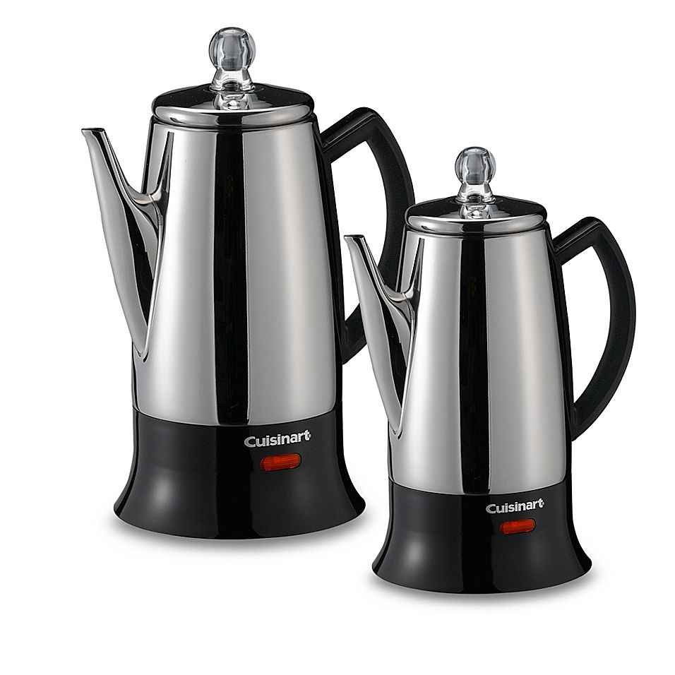 Cuisinart® Classic 12Cup Electric Coffee Percolator