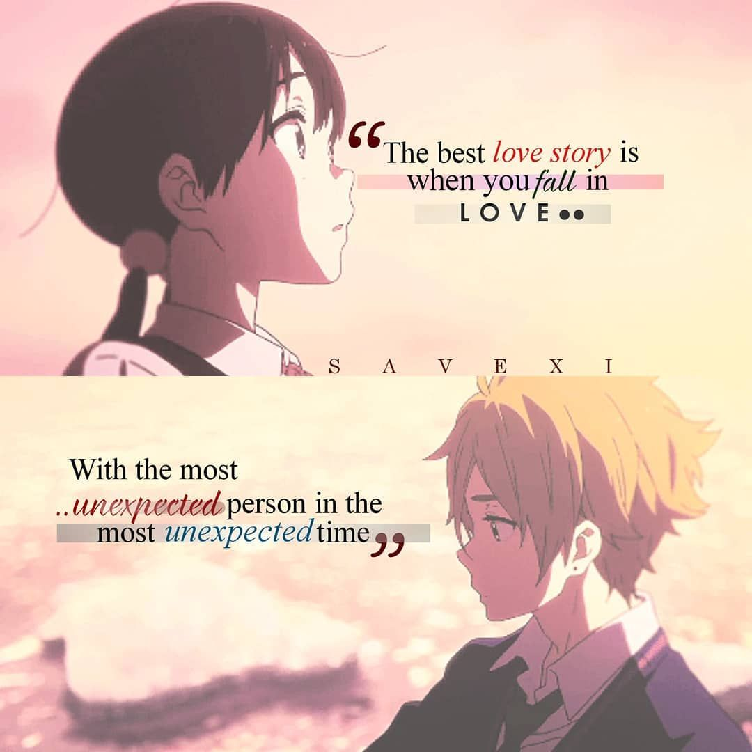 Best Anime Quotes Short