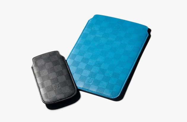 Louis Vuitton Fall/Winter 2013 iPad mini and iPhone 5 Sleeves