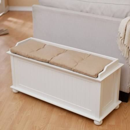 12 inch deep bench - Google Search | Indoor storage bench, Bench