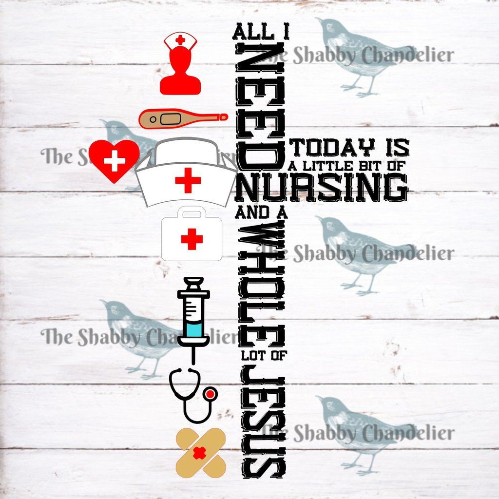 Cross Nurse Words Nurse Images