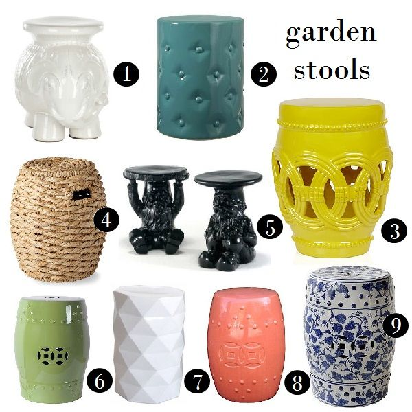 17 Best 1000 images about Garden Stools on Pinterest Dragon Foo dog