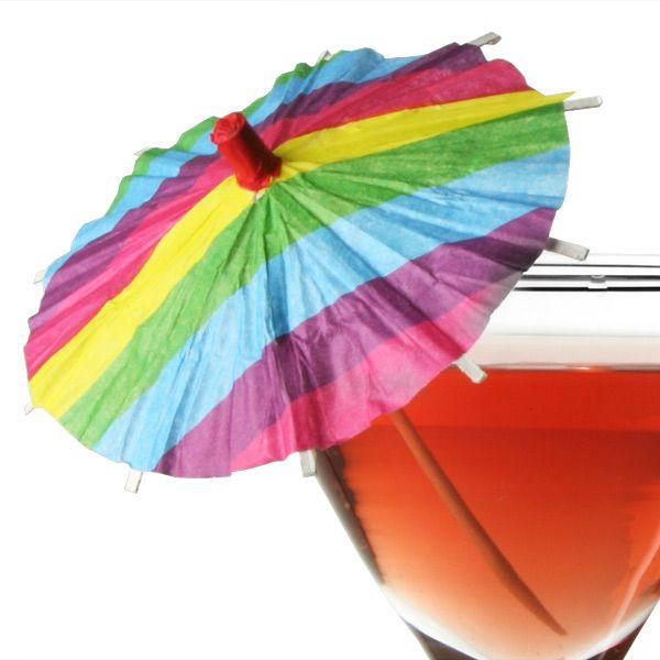 Exceptionnel Cocktail Umbrellas