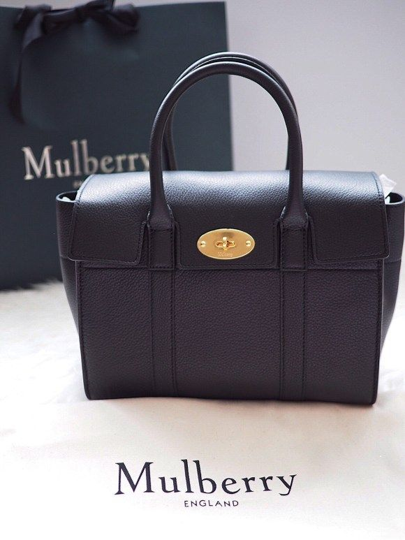 What I Got For Christmas 2018 #mulberrybag