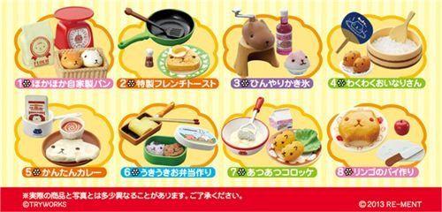 caja sorpresa miniaturas rement kapibarasan cocinar y comer amazones juguetes