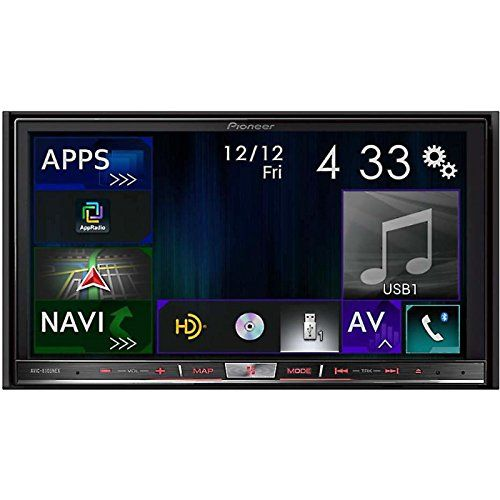"Pioneer AVIC-8100NEX Flagship In-Dash Navigation AV Receiver with 7"" WVGA Capacitive Touchscreen Display Pioneer http://www.amazon.com/dp/B00SKJHIY4/ref=cm_sw_r_pi_dp_dg4tvb08YWAVV"