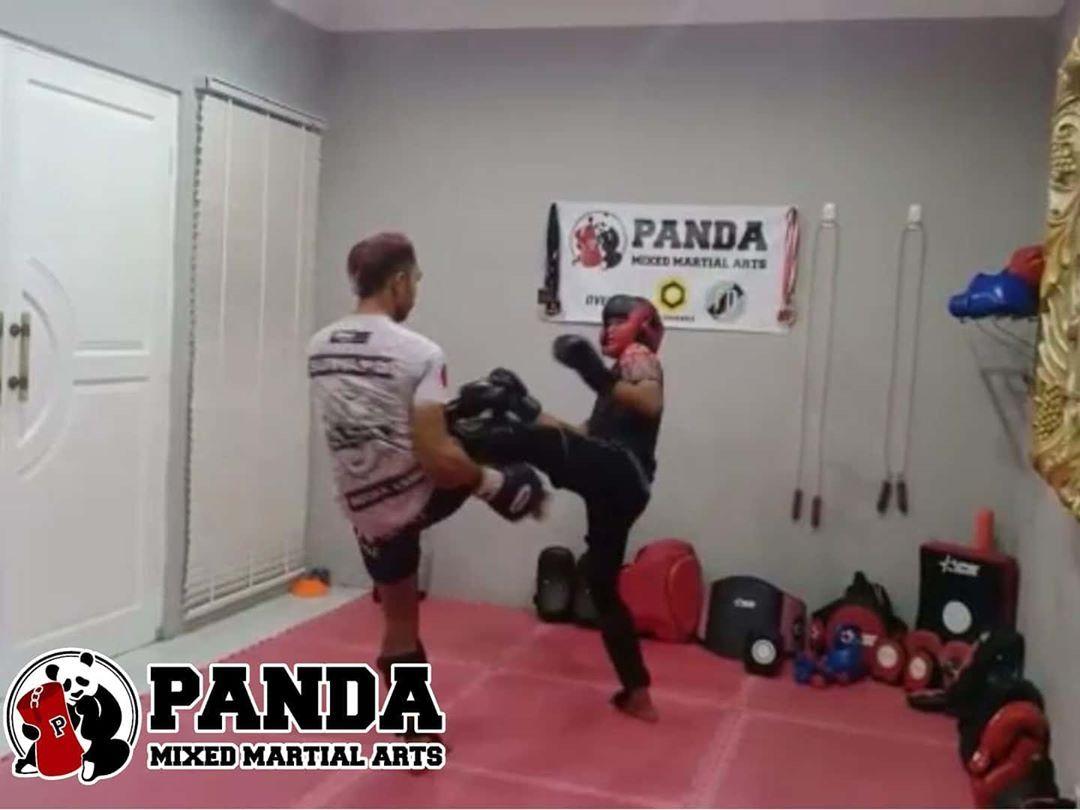 Headquarter Panda MMA #jakarta  #sport #MMA #fitness #boxing #muaythai #kickboxing #BJJ #grapling #m...