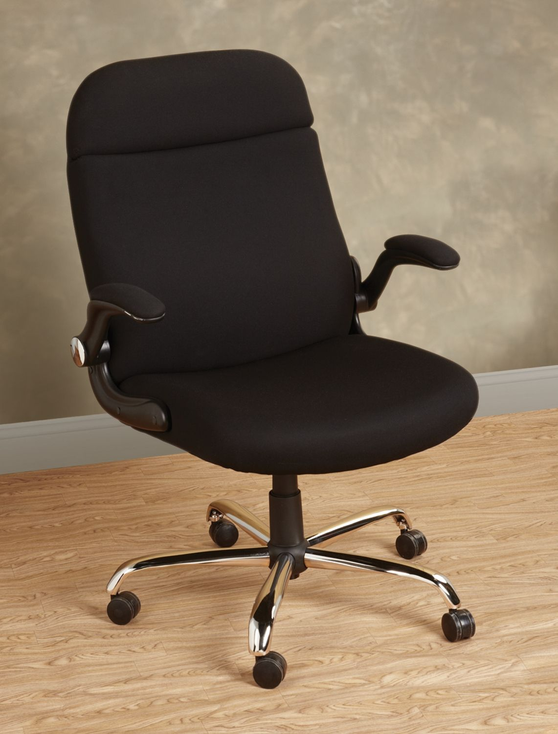 LivingXL® Extra Wide Lift Up Arm Office Chair