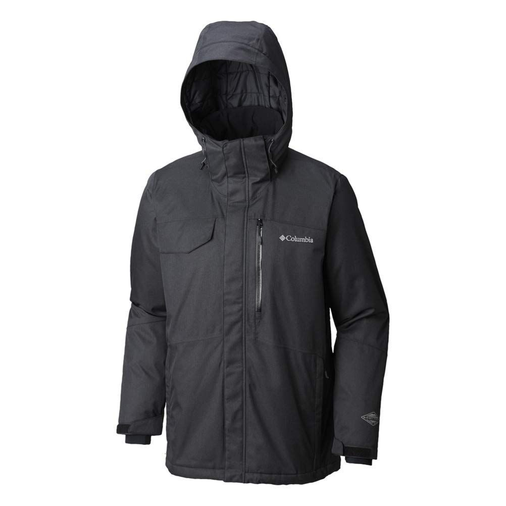 Columbia Mens South Canyon Crest Windbreaker