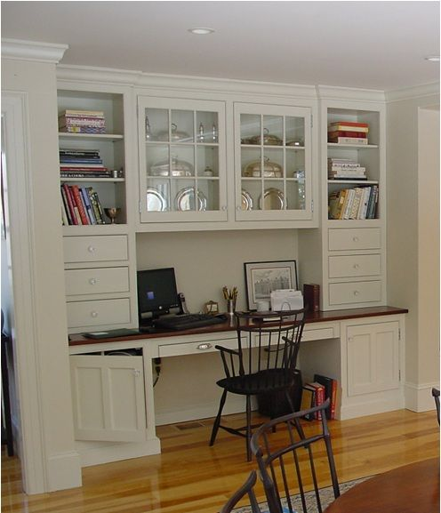 Kitchen Built In Cabinets: Home Office Design, Home Office Expenses