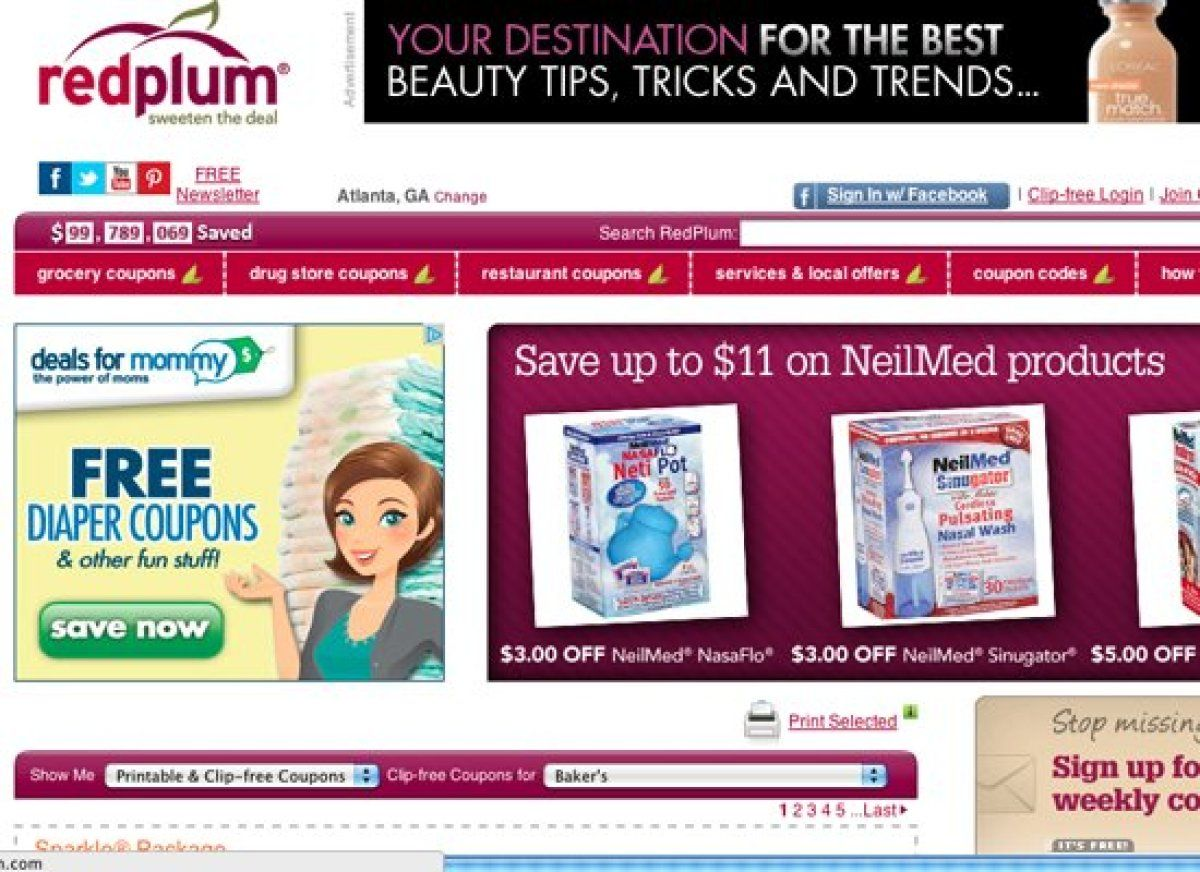 The 10 Best Sites For Grocery Store Coupons Coupons Frugal And