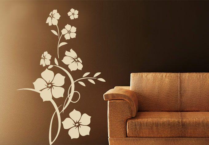 High Resolution Floral Wall Decor | Wall decor | Pinterest ...