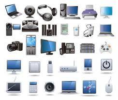 Objetos electrónicos