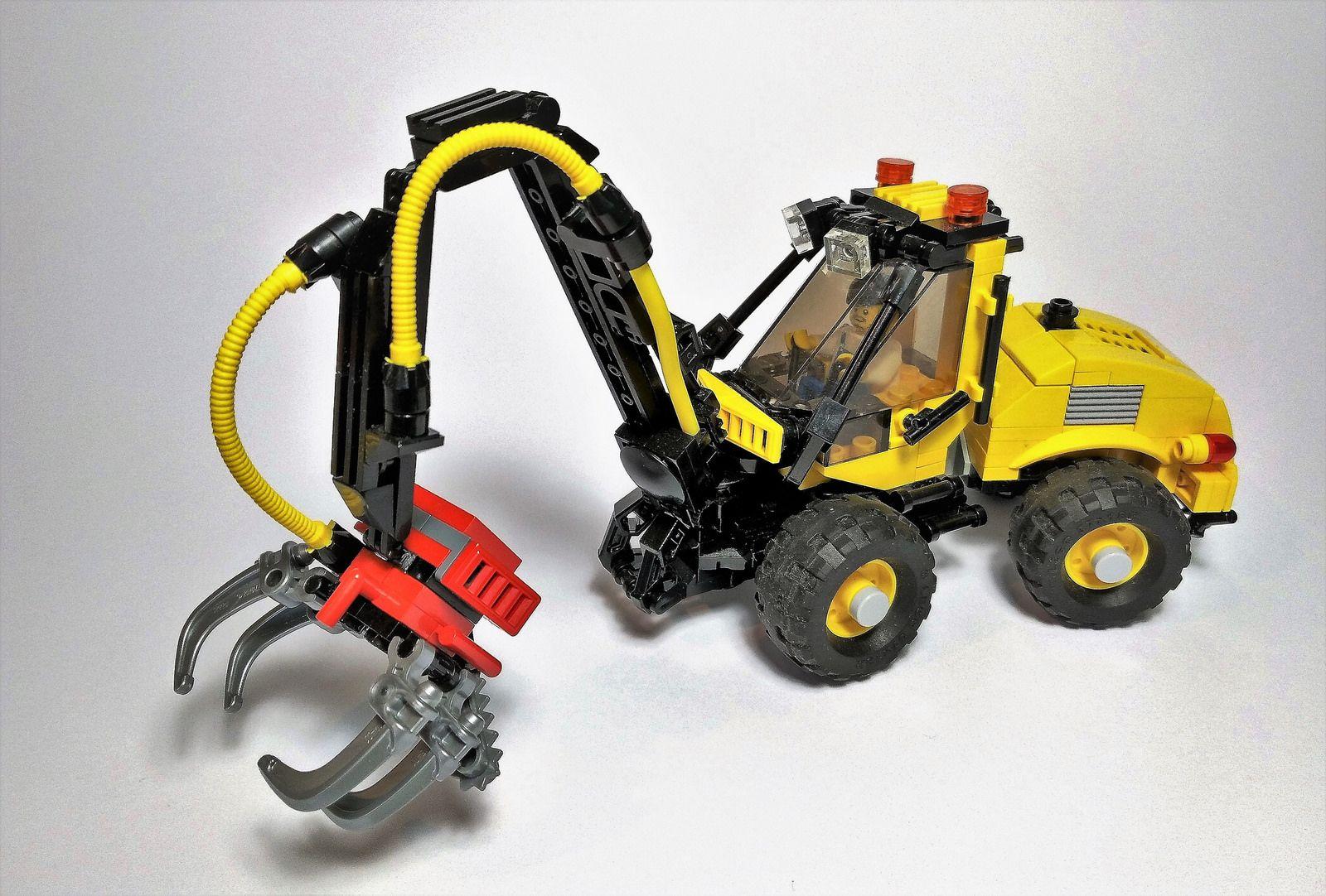 HarvesterLego Et Forest Forest House HarvesterLego House Et Forest TractorCreations TractorCreations Nvm80nwO