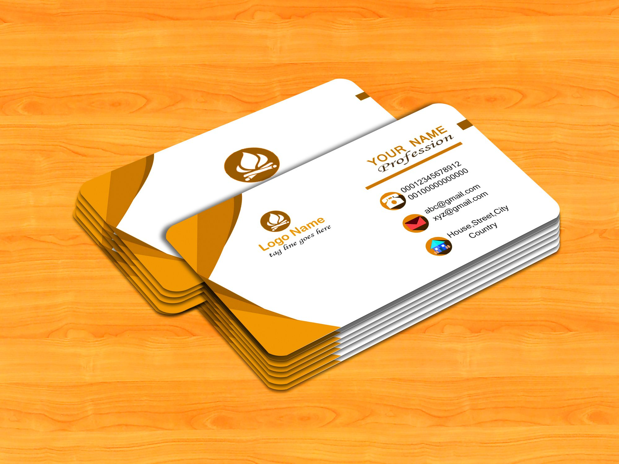 Best business card design services business